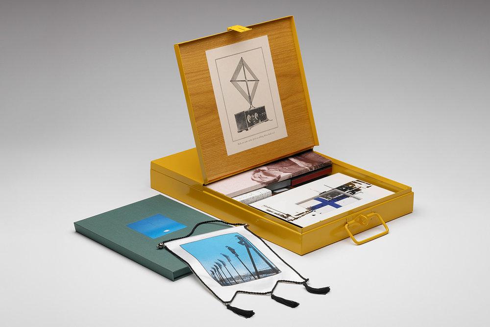 Måns Wrange/VAVD Editions, The Aerial Kit, 1983–1990 Foto: Prallan Allsten / Moderna Museet