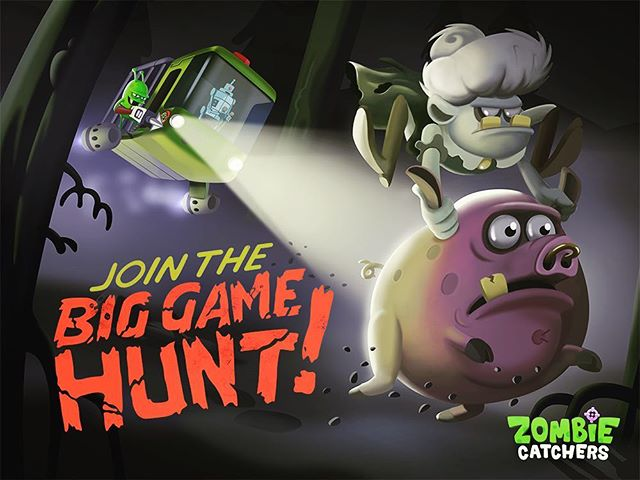 Boss fights anyone?? Download new Zombie Catchers update! #zombiecatchers #zombies #squeellikeapig #deliverance #boss #bossfight