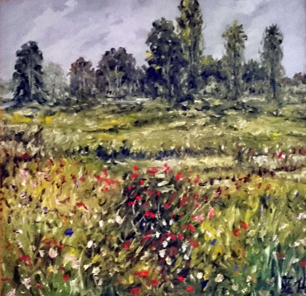29 Flower Meadow III 2014