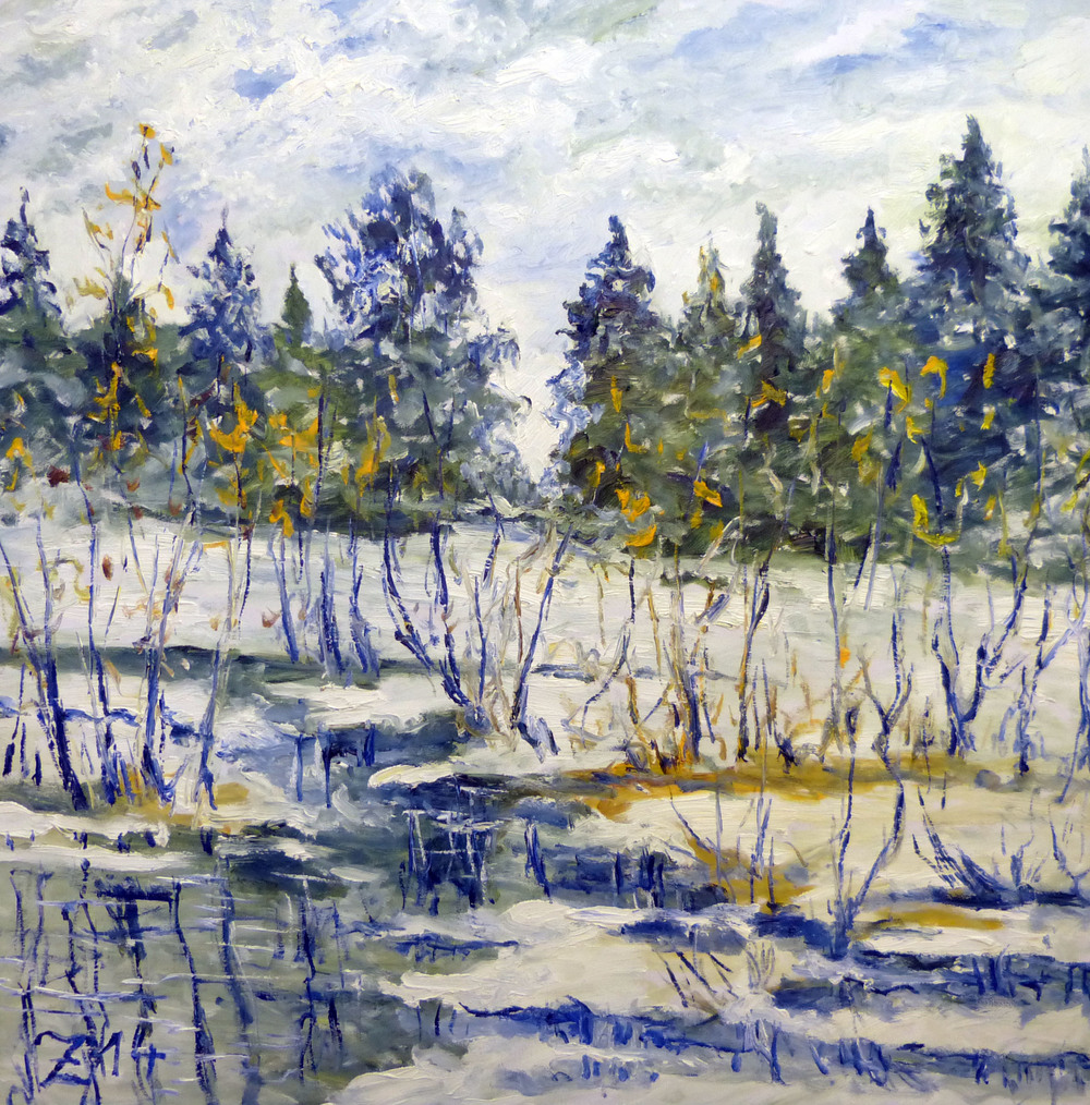 79 Winter Landscape
