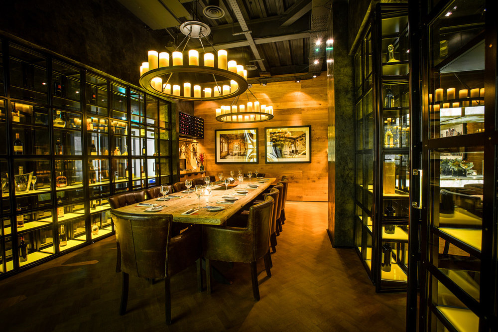 Fazenda Manchester Private Dining