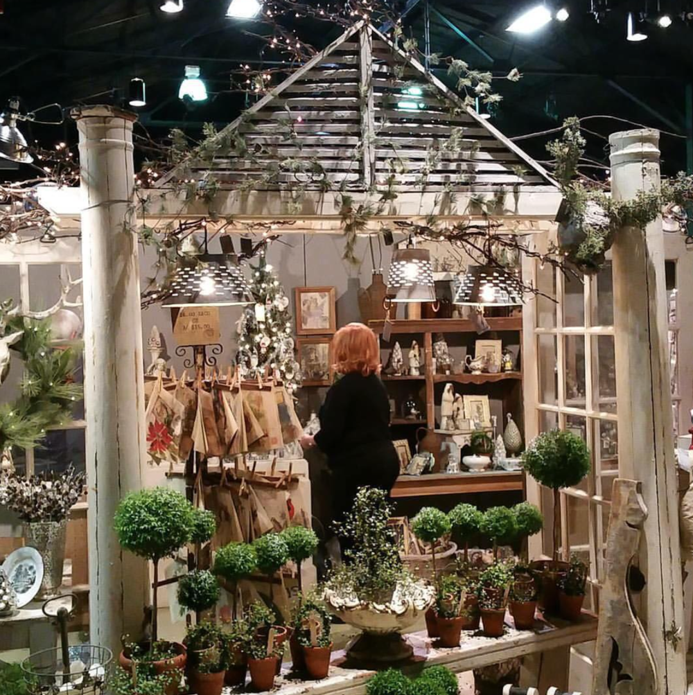 Photo: City Farmhouse Booth: Bella Vintage Home