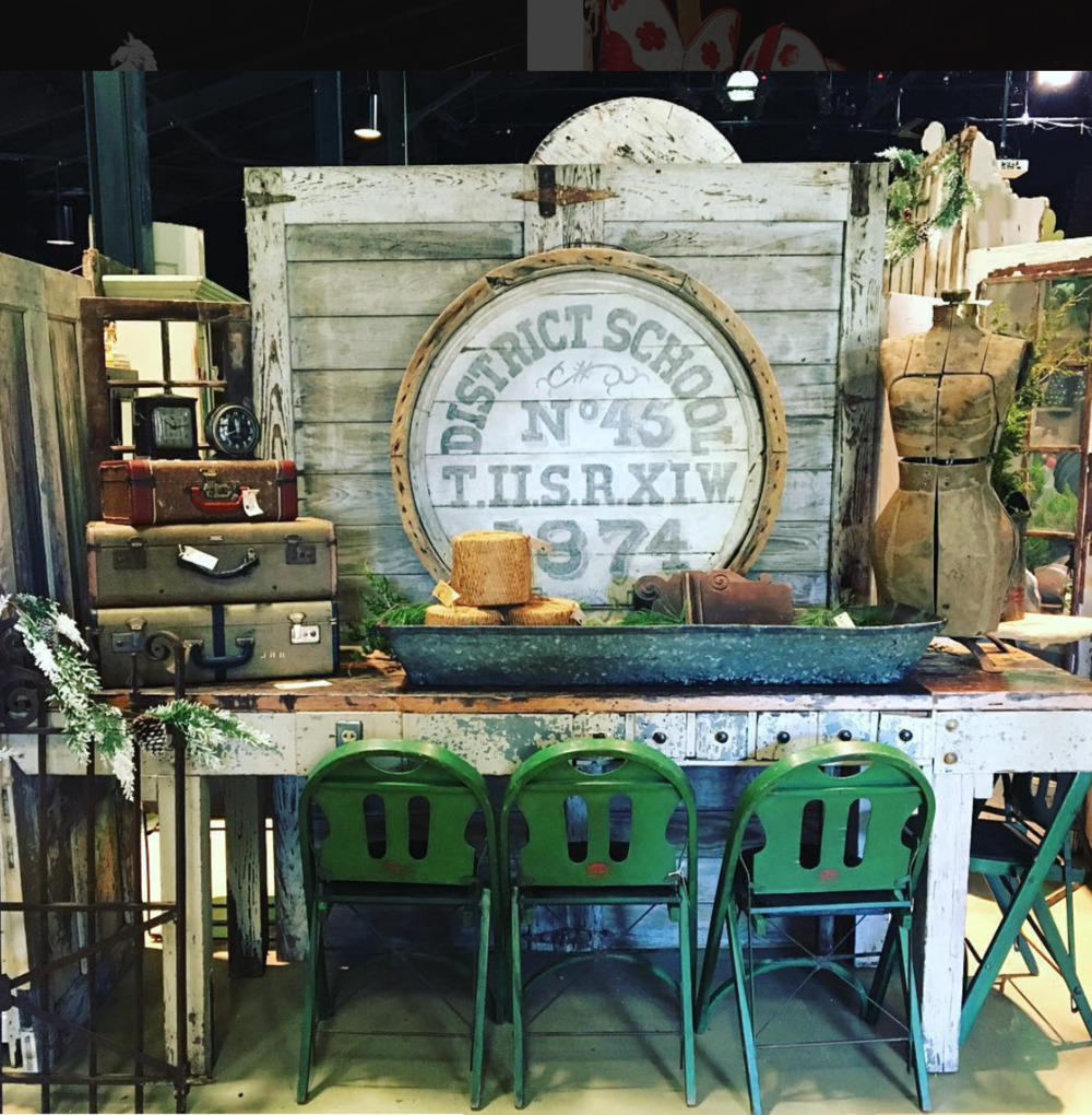 Photo: City Farmhouse Instagram Booth:The Feathered Nest