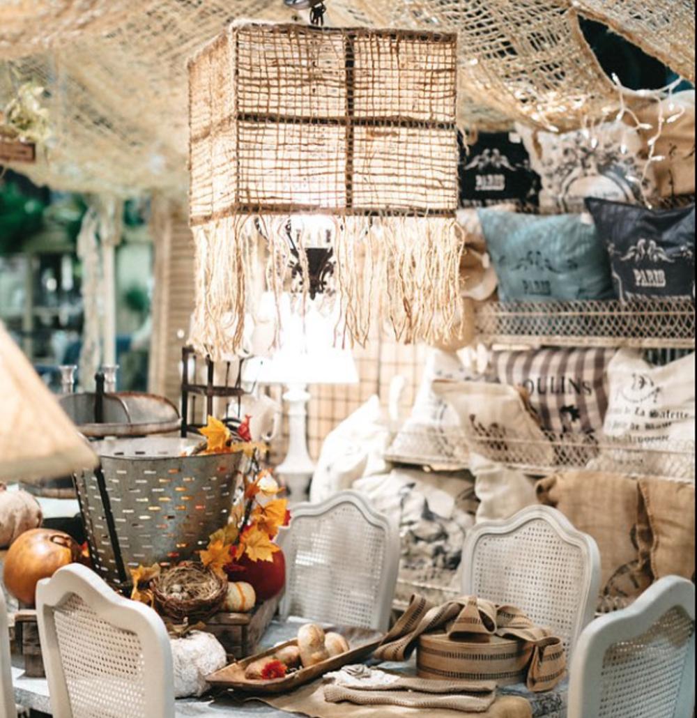 Photo: City Farmhouse Instagram  Booth: La Casita Home