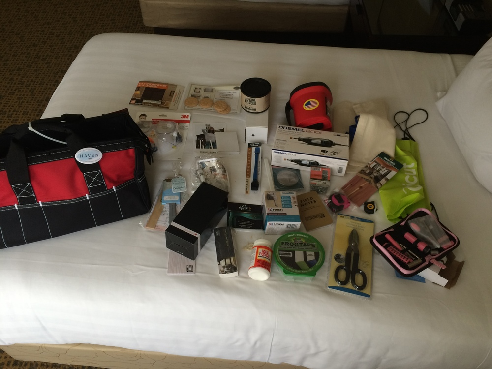 Haven Conference Swag Bag