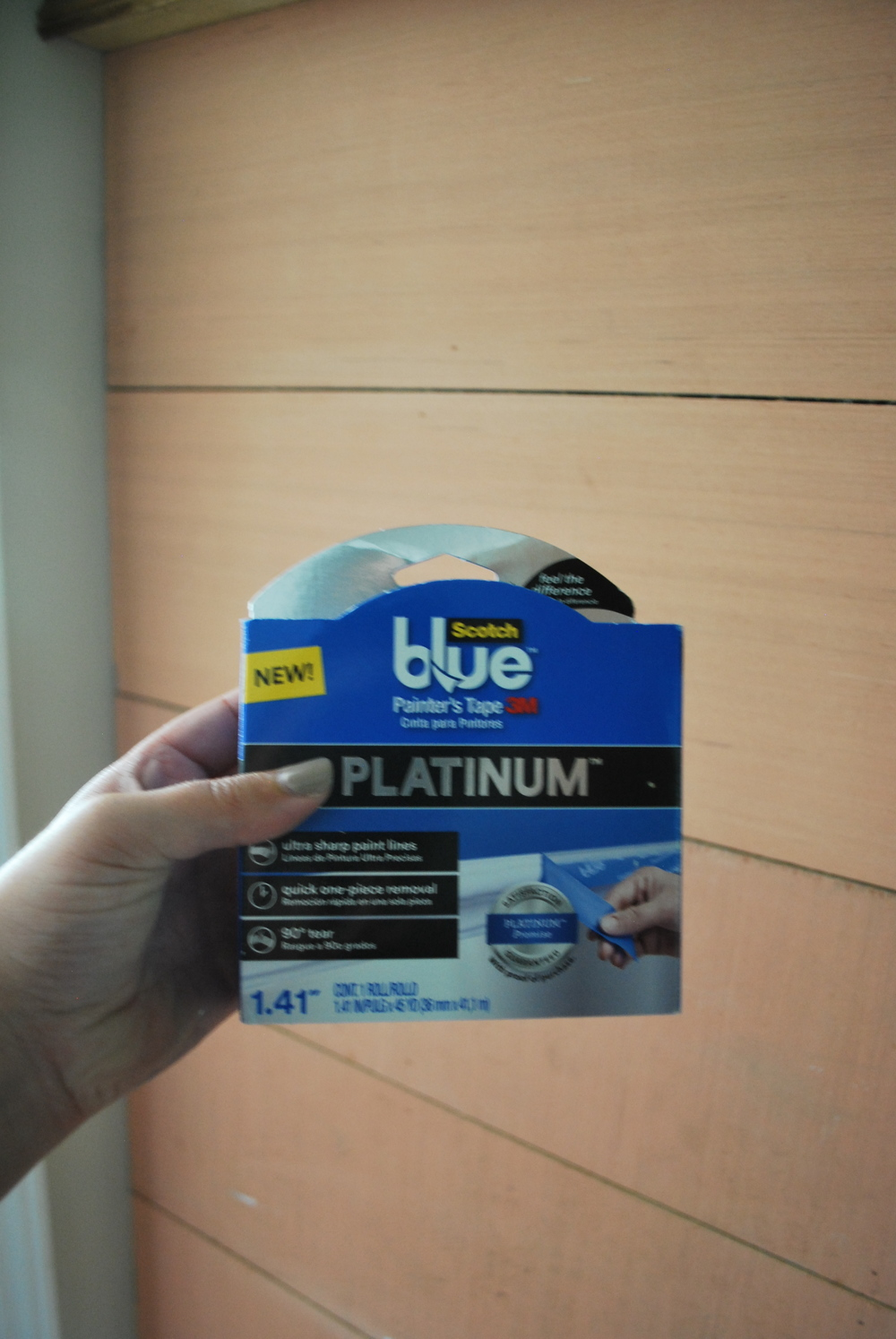 3M Scotch Blue Platinium Painters Tape