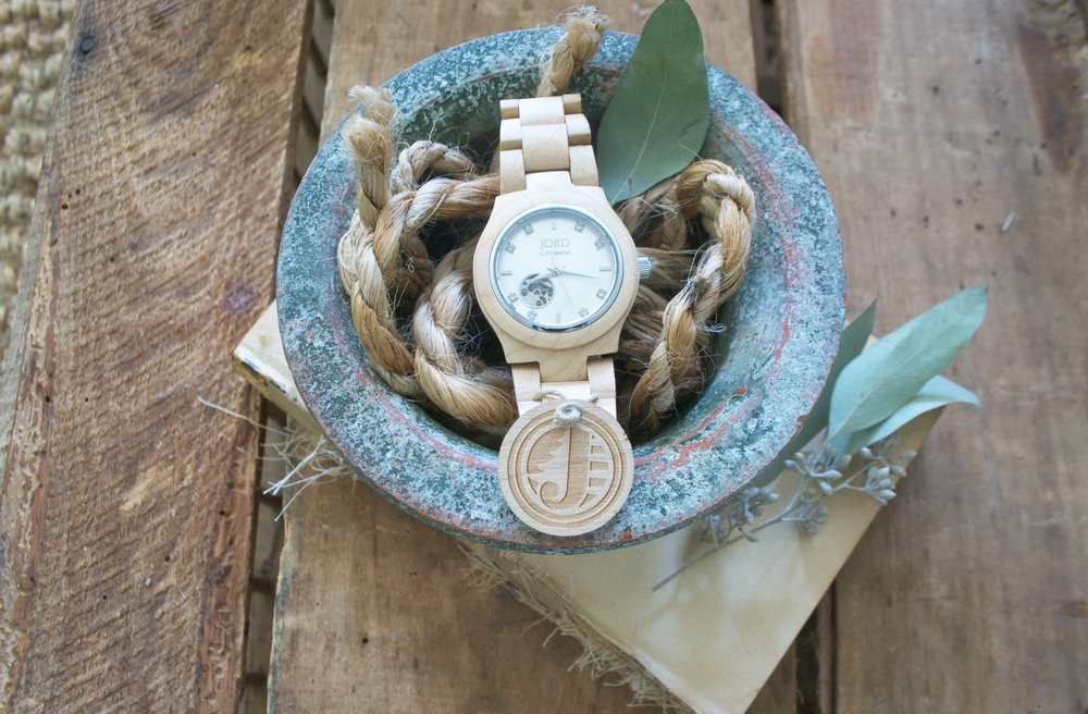 Jord Watch- Interior Designer- Styled Wooden Watch