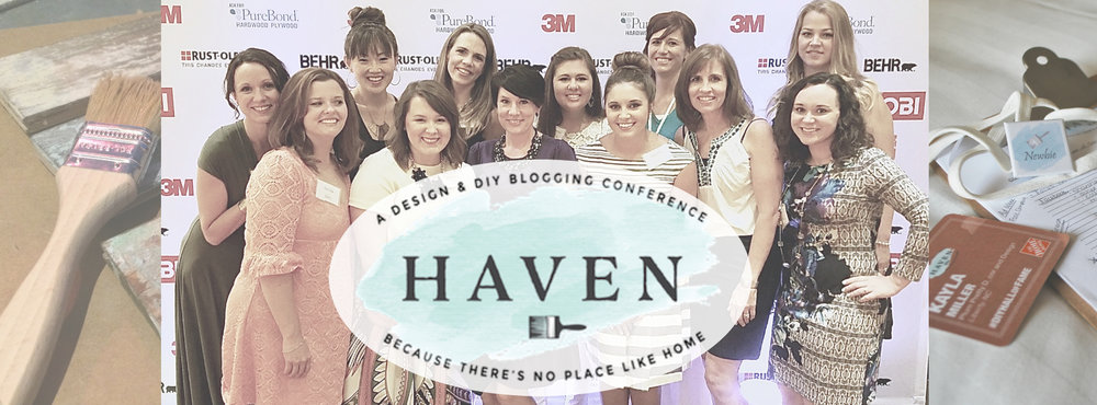 Plum Pretty Decor and Design at The Haven Conference