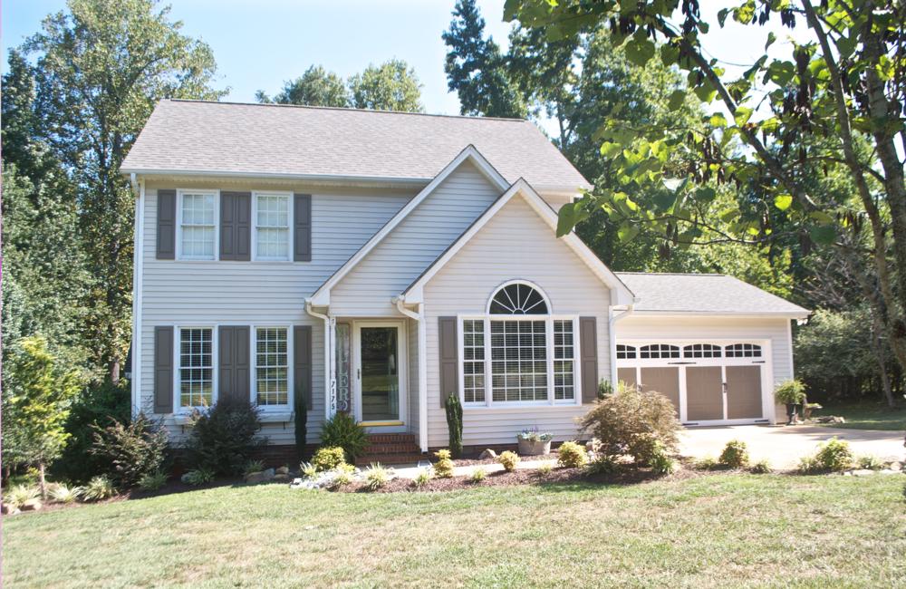 Plum Pretty Decor and Design- Our home's Exterior