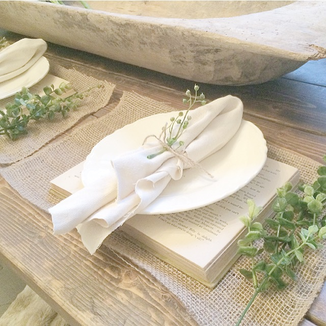 Booke Place Setting by Plum Pretty Decor and Design