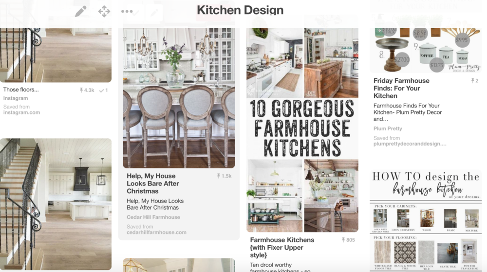 Pinterest: Pinning Relevant Material- How To Make Your Profile Easy to Navigate by Kayla Miller of Plum Pretty Decor and Design