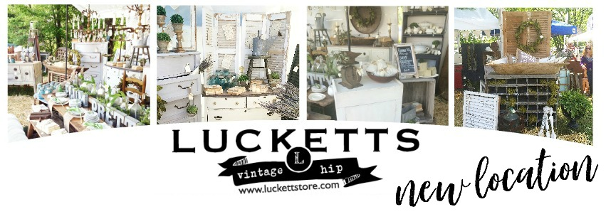 Lucketts Spring Market 2017- New Better Location