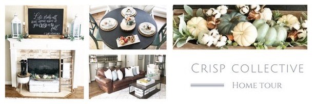 Fall into our Homes Tour- With Crisp Collective
