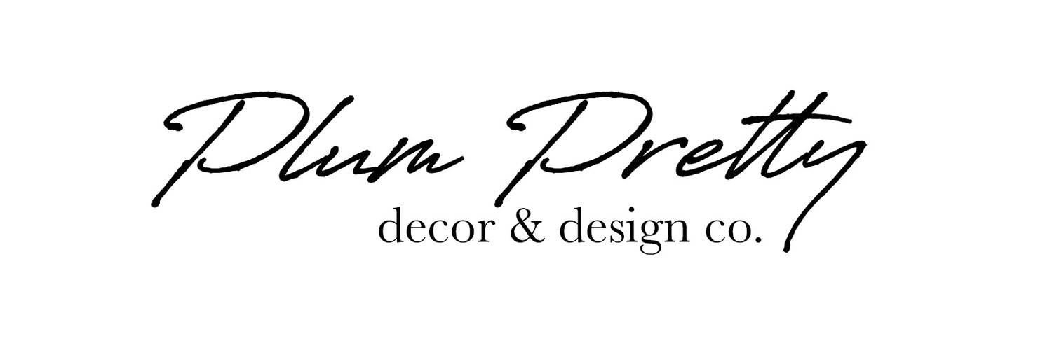 Plum pretty decor design co