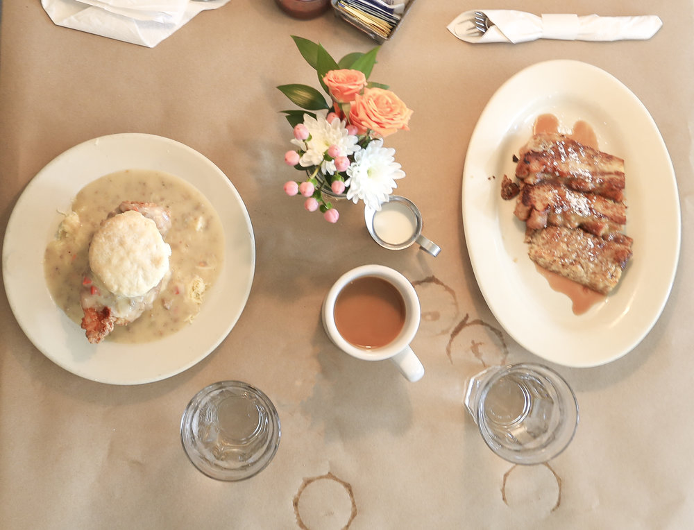 "The BEST of Charleston Weekend Getaway- Best Brunch Spot and the ""Big Nasty Biscuit."""