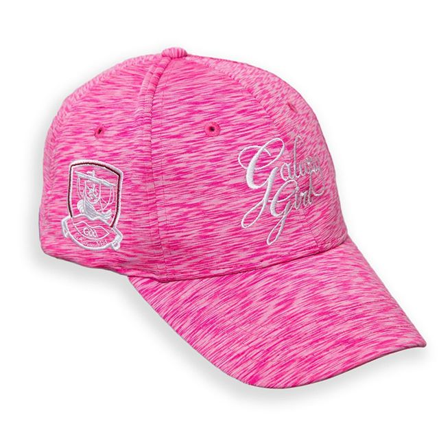 Limited Edition! In association with Galway Gaa, we have this striking Galway Girl Pink Baseball Cap on sale now in @omggalway & online on www.GalwayGirl.com - Featuring the #GalwayGirl logo on the front & the #GalwayGAA logo on the side. Hon Galway! #Galway #gaa #hurling #galwayhurling #galwaygaa #galway2020 #galwayraces