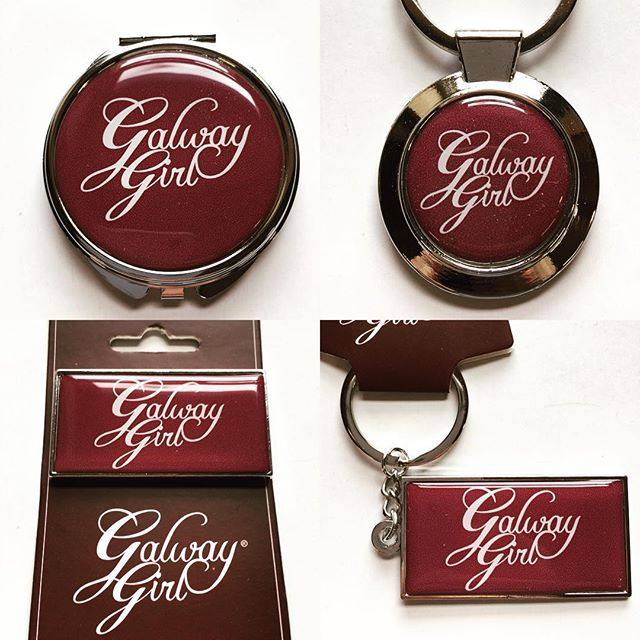 😀 New Magnets & Mirrors on sale now on www.galwaygirl.com and in #Galway in OMG @ Zhivago #GalwayGirl #galwaycity #galwaygirls #galway2020 #galwayhurling #allireland