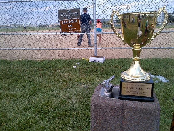 Summer Insanity Softball Tournament