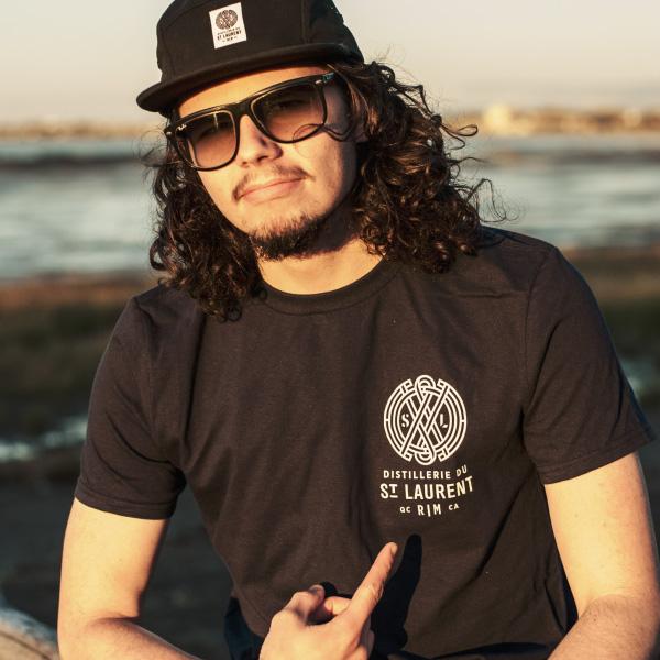 T-Shirt St. Laurent Homme - 15$