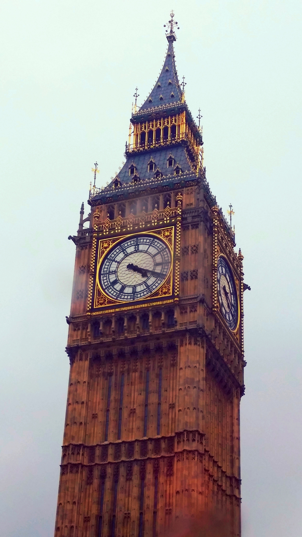The Elizabeth Clock Tower/'Big Ben'