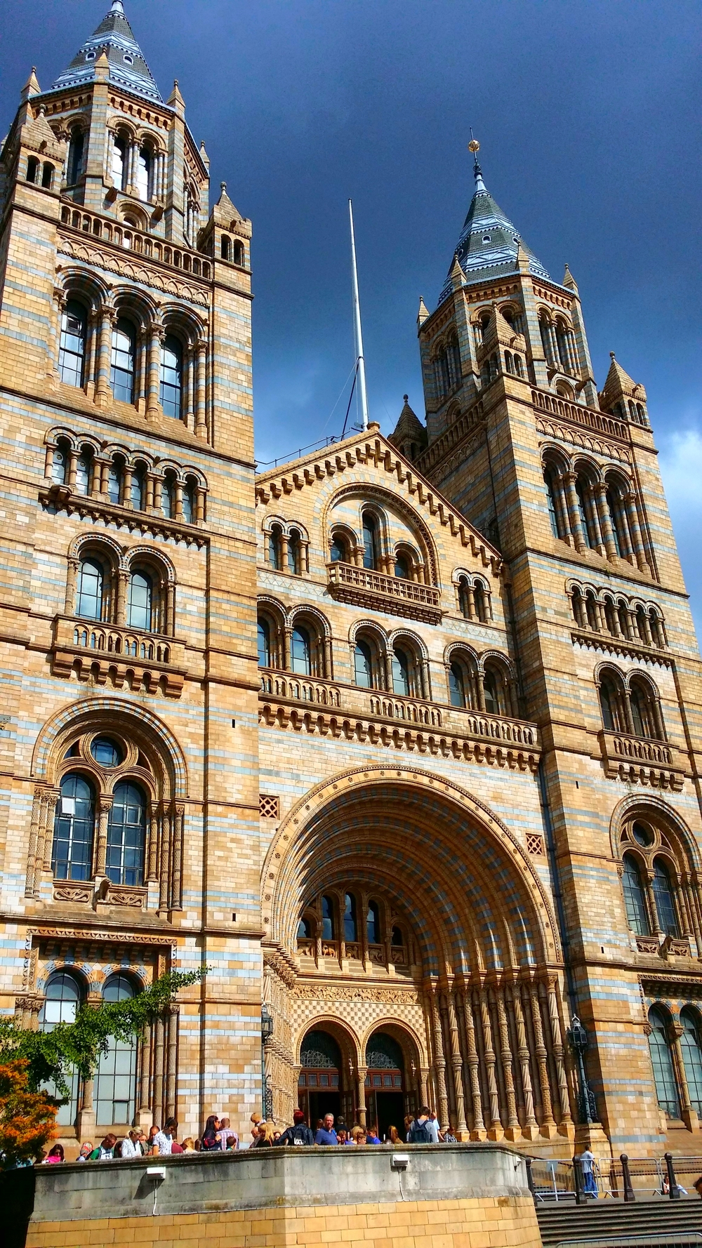 The Natural History Museum, Kensington