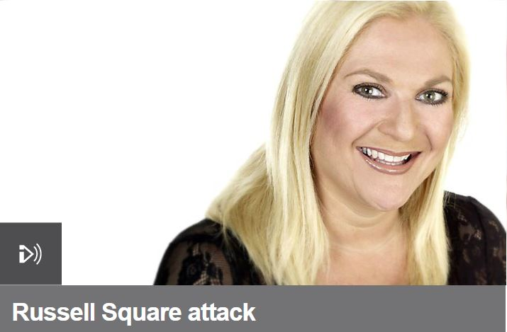Vanessa Feltz 04 08 16 Russell Square Attack BBC Radio London.JPG