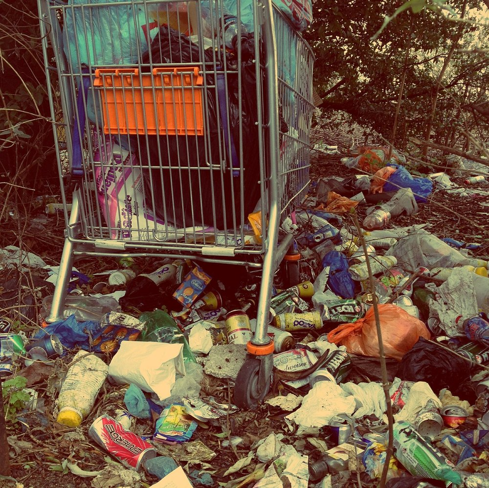 We spent months trawling through rubbish dumps -