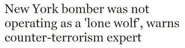 Daily Express New York bomber September 2017.JPG
