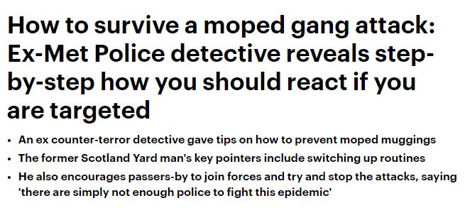 Daily Mail headline moped crime june 2018.JPG