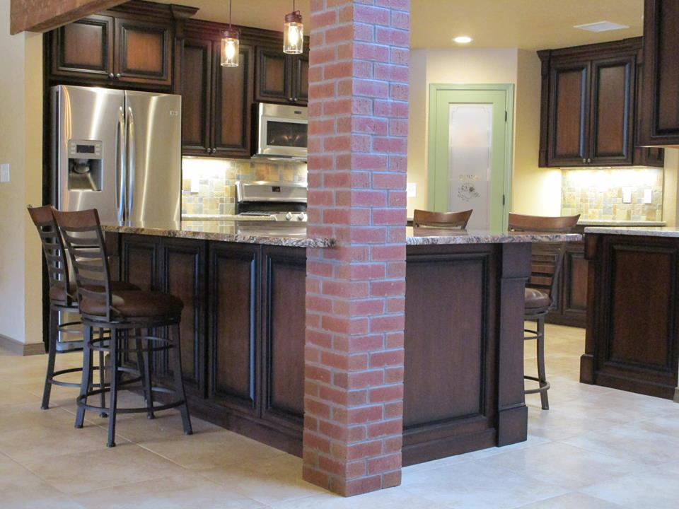 Craftsman Kitchen Remodel — Phillips/Hoover Roofing & Construction