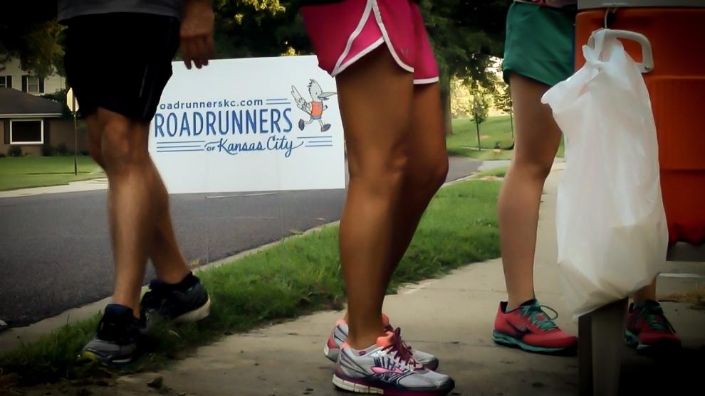 Roadrunners taking a hydration break! Photo by JJ.