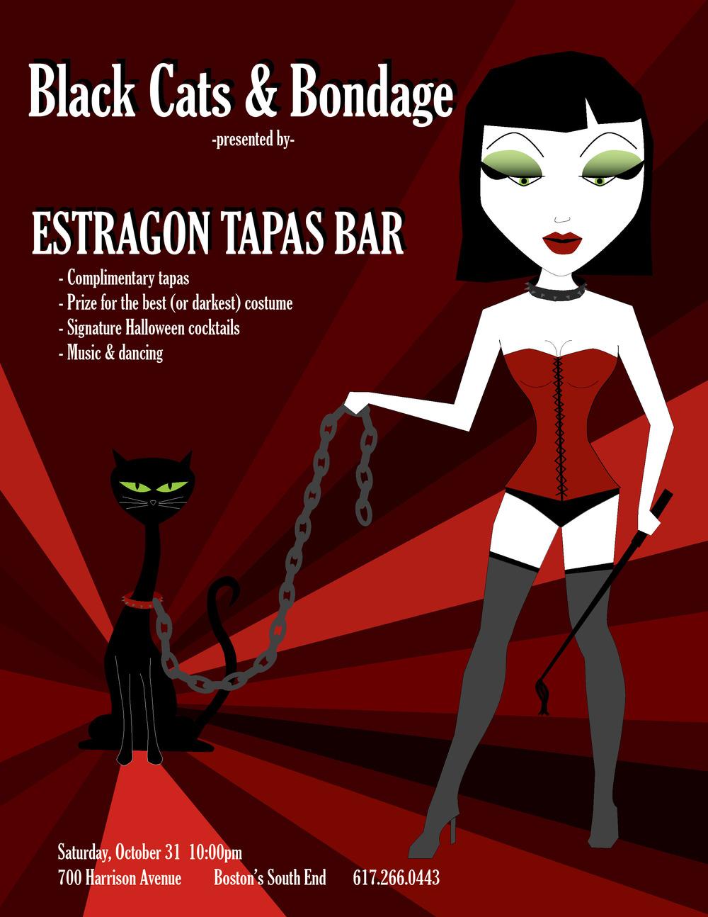 Estragon's party promo 1