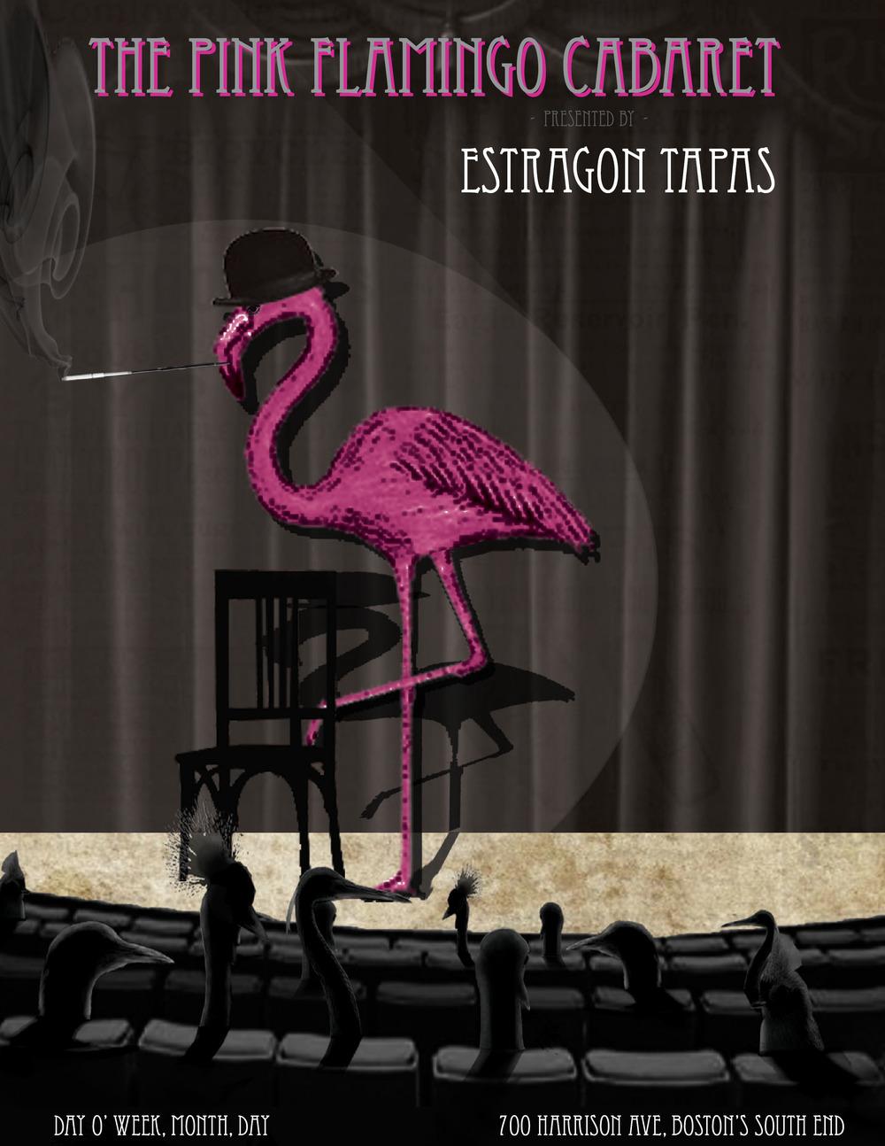 Estragon's party promo 3