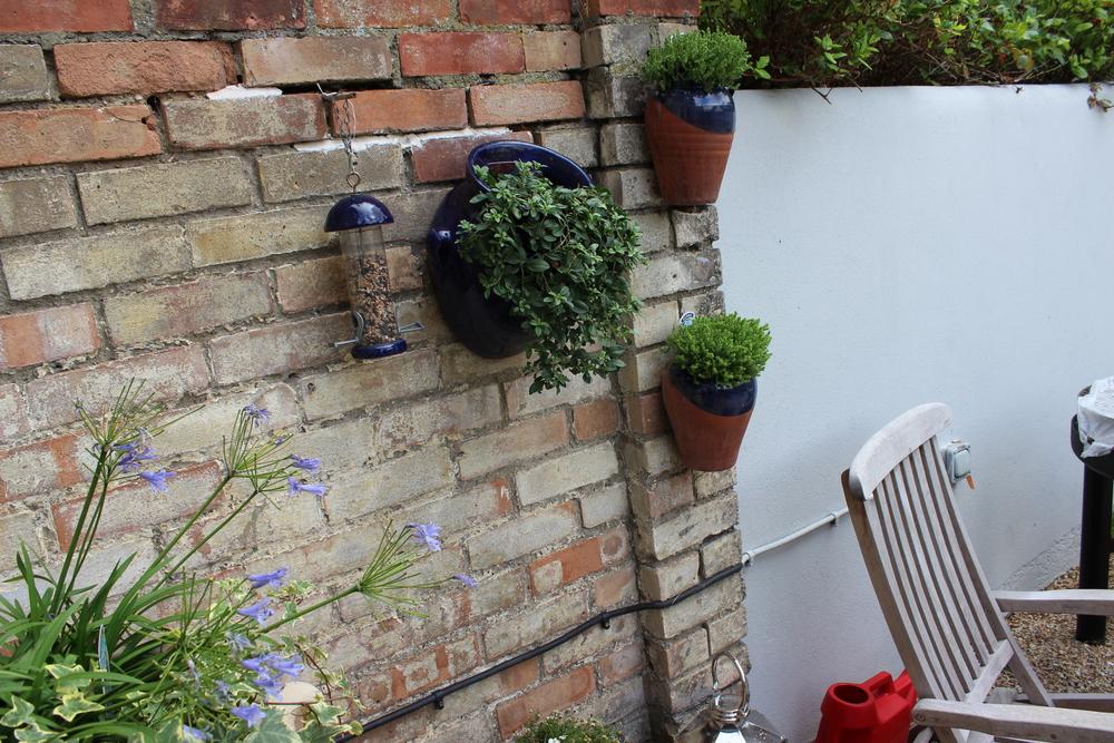 old Brick Garden wall