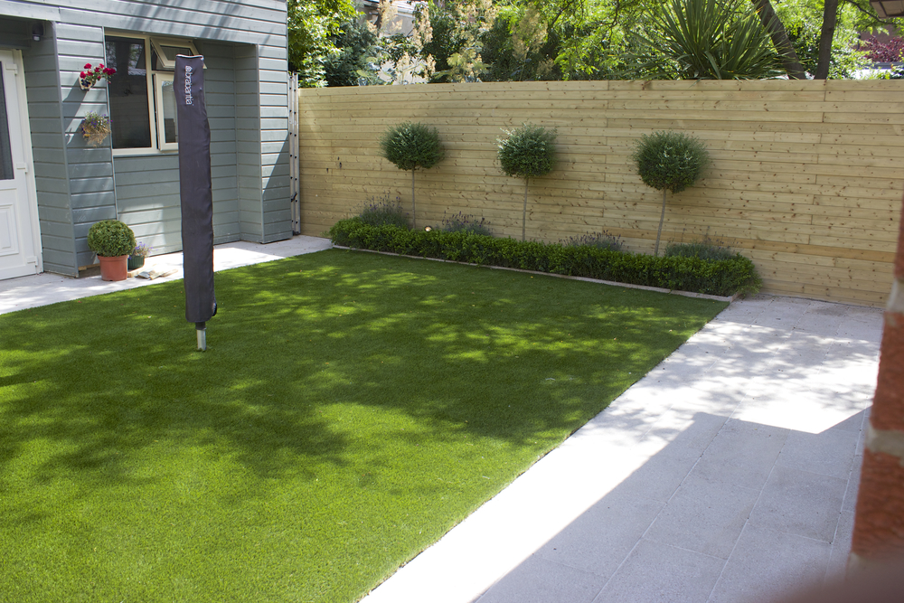 Synthetic Grass Design