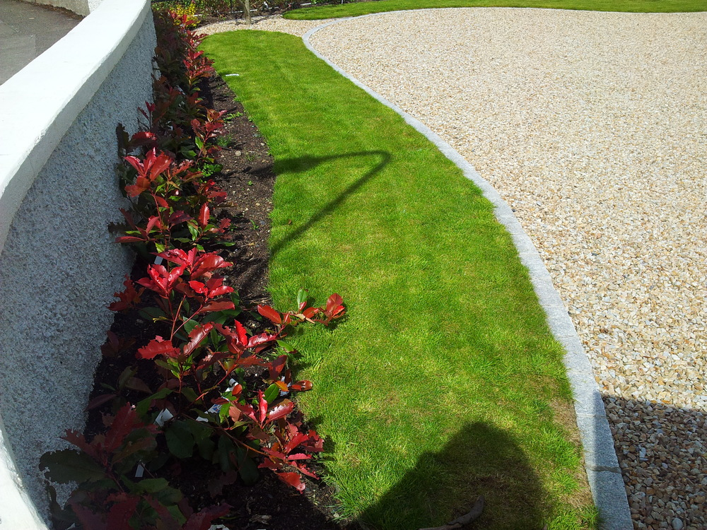 hedging and edging