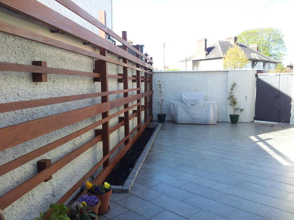 Patio Garden Design