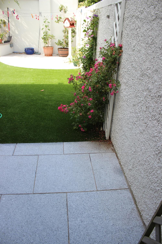 Garden Turf and Granite