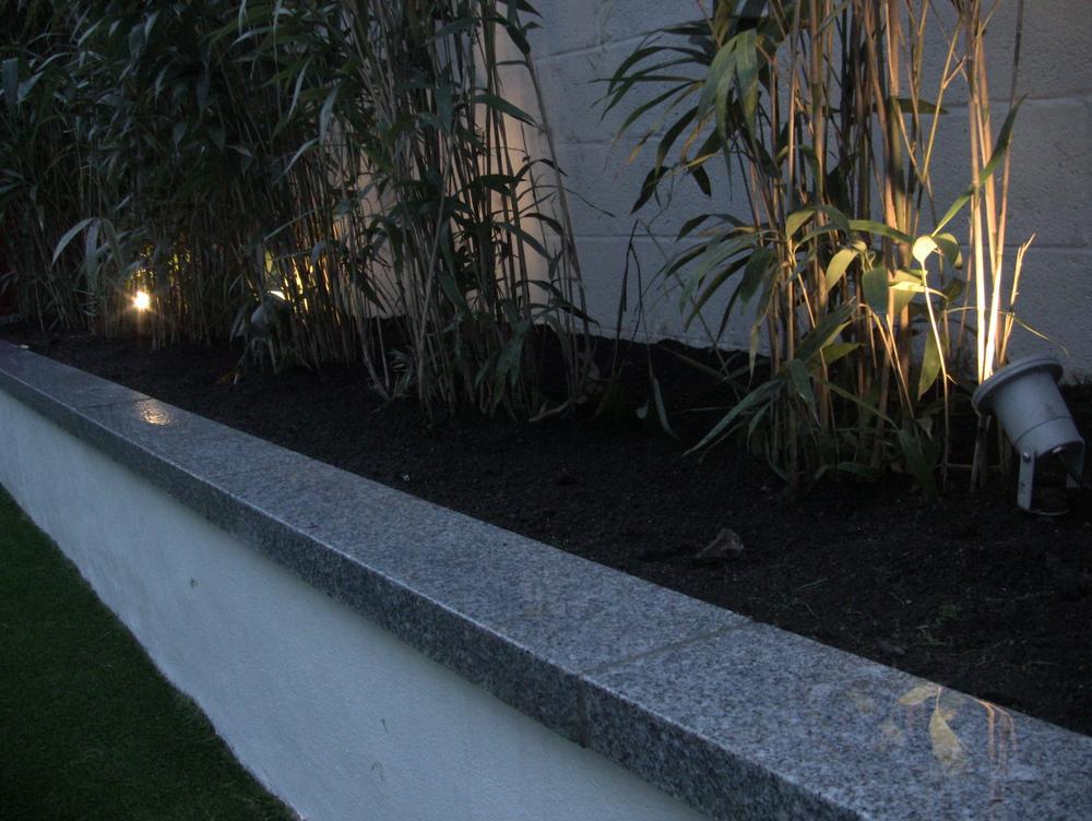 Bamboo and Garden lighting