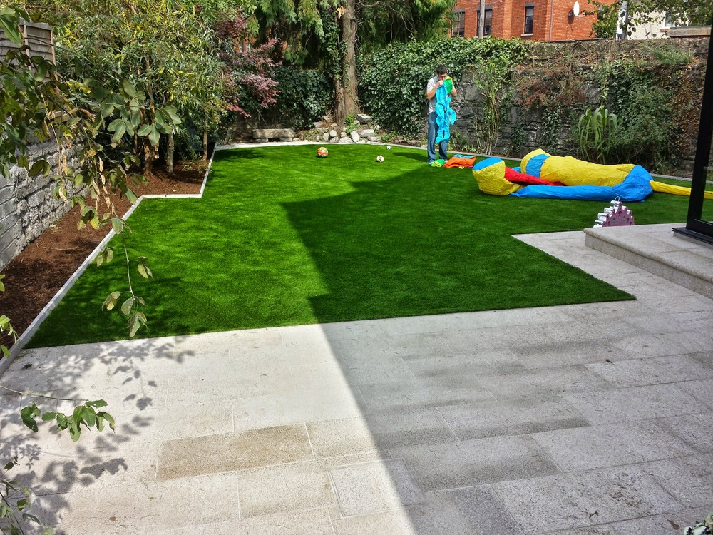 artificial garden lawn turf