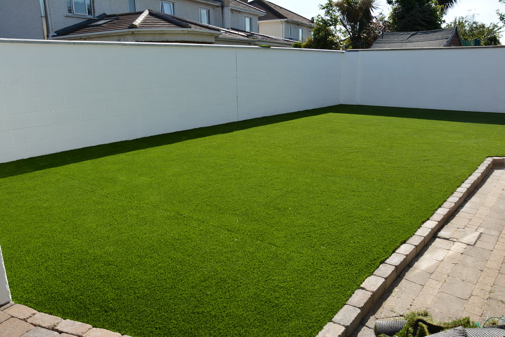 beautiful new Garden Lawn