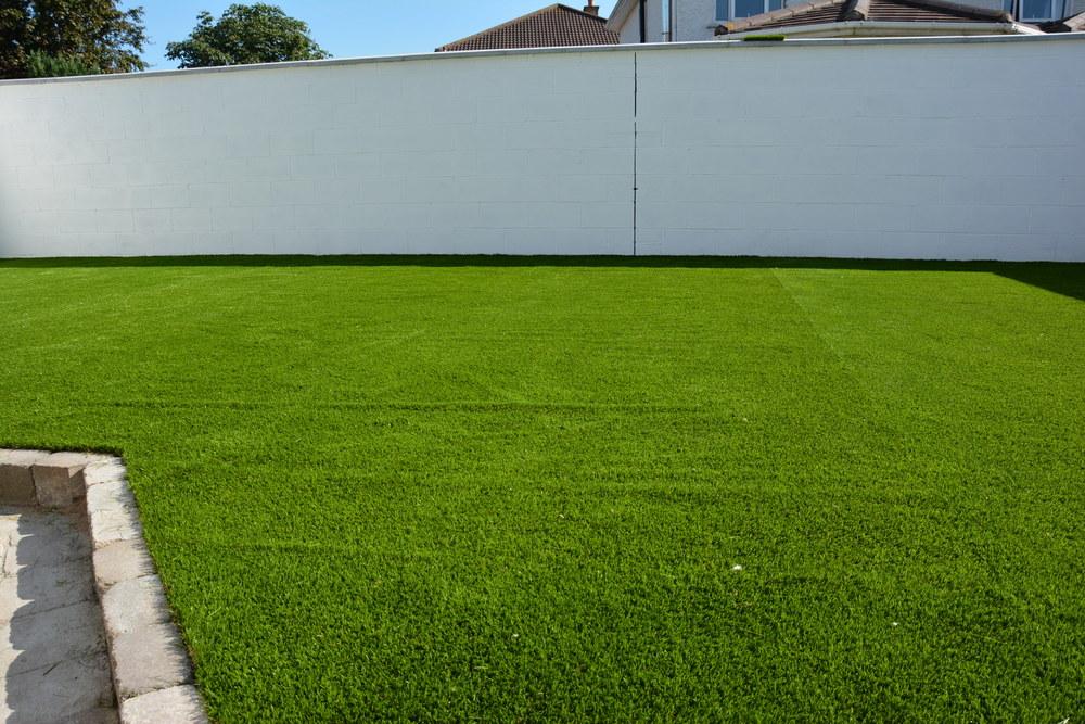 Family Garden Lawn