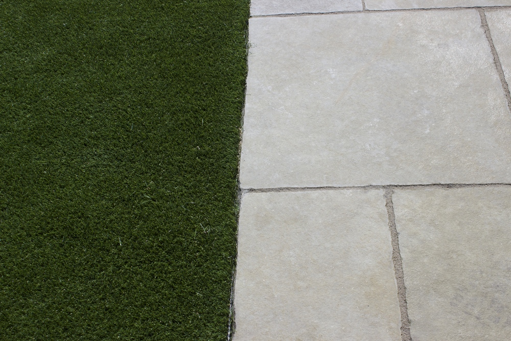 limestone and turf