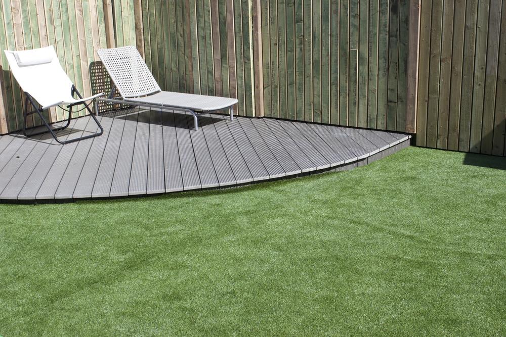 circular deck