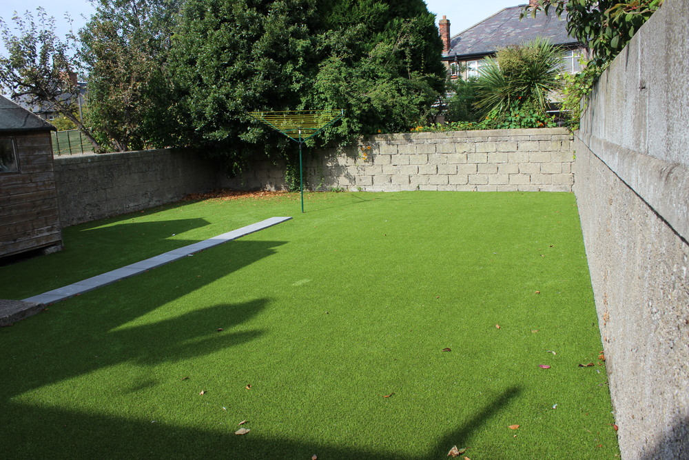 150 sq. Meters of Astro-Turf