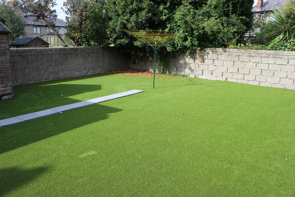 fake grass turf