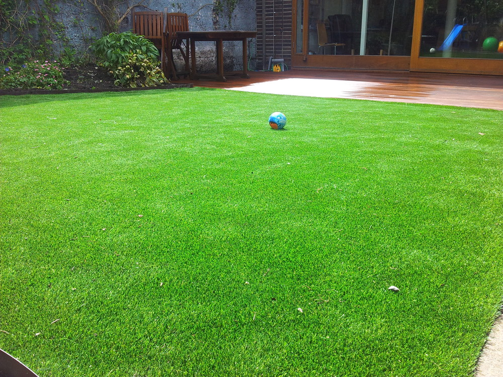 TigerTurf astro turf and decking