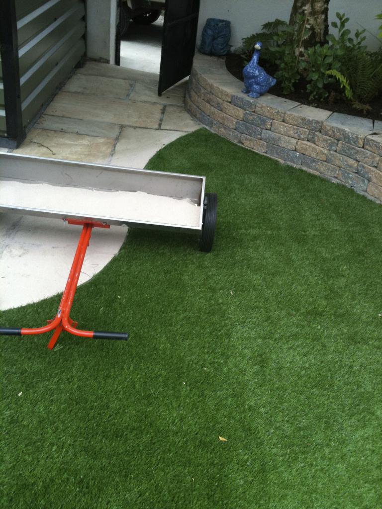 Lawn turf Garden Design
