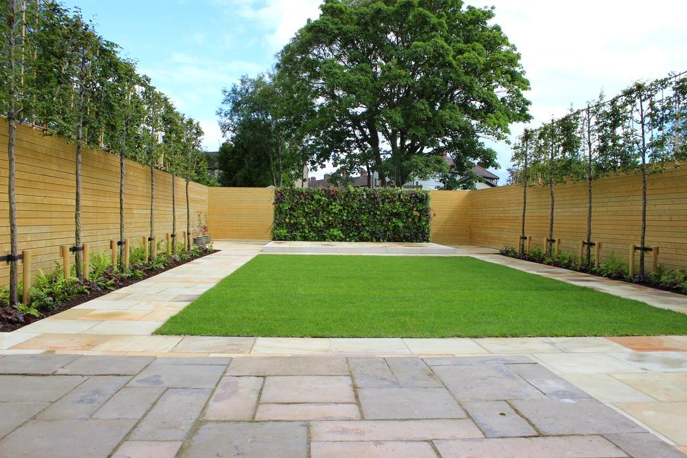 Living Green Wall Design
