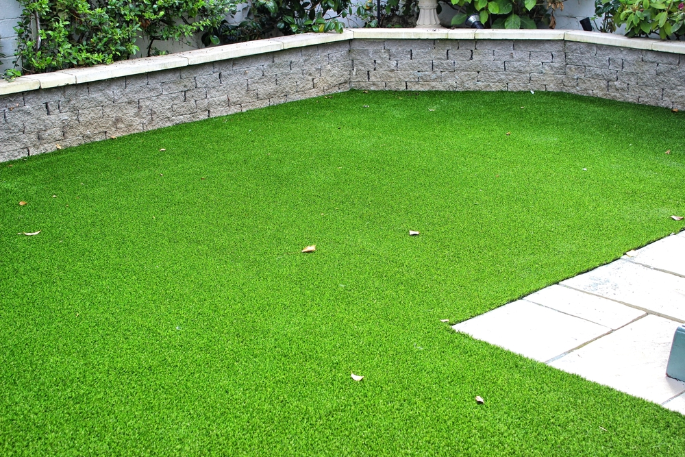 A new synthetic lawn